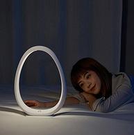 史低!专利外观:网易严选 网易智造台灯 星云环形床头灯