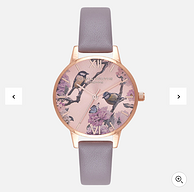 OLIVIA BURTON Pretty Blossom 女士時裝腕表