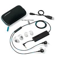 BOSE QuietComfort 20 有源消噪耳機 蘋果款 開箱版