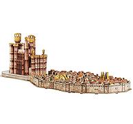 鎮店之寶:正版授權,權利的游戲 4D地圖 再現君臨城