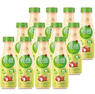 伊利 暢意100% 乳酸菌飲品 330mlx12瓶
