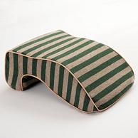 移動端專享:Xanlenss/軒藍仕 針織布藝午休護頸枕