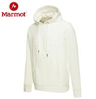 大差價!Marmot 土撥鼠 男士戶外連帽衛衣 R44330
