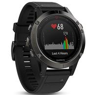 Garmin佳明 Fenix5 多功能光電心率 GPS手表 47mm