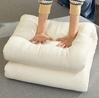100%新疆长绒棉:沙林 棉被芯120x60cm 1斤