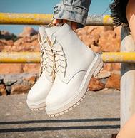 神價格!高端款 Mark Fairwhale/馬克華菲女士馬丁靴