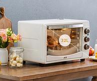 降30元:32升 ACA/北美電器 ATO-MS32G 電烤箱