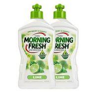 1瓶可洗4000个碗碟!400mlx2瓶 澳洲 MorningFresh 茉莉+柠檬洗洁精