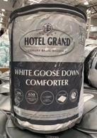 五星酒店專用、500線程:第130期團購 Hotel Grand 白鵝絨全棉羽絨被