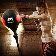 新低!小米众筹爆款、跟着手机学拳击!Move it 智能拳击速度球