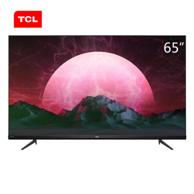 歷史低價、雙11預售:TCL 65V6 65英寸 4K 液晶電視