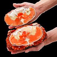 英國進口、20cm大個:百鮮薈 面包蟹 600g~800g單只裝 券后39元包郵