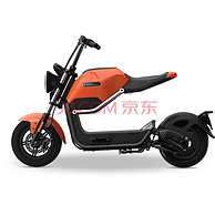 BOSCH高性能電機:嗨米 60V20A 米酷mikuMAX 電動自行車 5600元