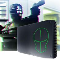 11月2日10點,史低!Terrans Force/未來人類 迷你電腦主機NUC-GL1( i7-8705G 8GB 256GB M.2 SSD)