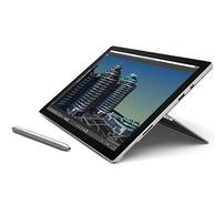 微软认证翻新:Surface Pro 4中文版 银色 酷睿i5+8GB+256GB