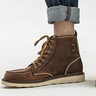 雙11預售:卡特 BRAVADO 秋冬款 男子工裝靴