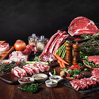 第9期國內團、同價格吃好點: 共2100g 網易味央黑豬肉