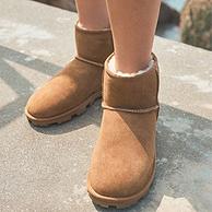 双11预售:百搭不过时!UGG 女士经典款雪地靴 1016063 4色
