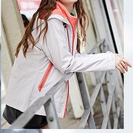 双11预售,暴雨级防水:美国 第一户外 男女 19年新款 冲锋衣外套