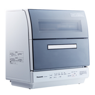 Panasonic 松下 NP-TR1WRCN 台上式洗碗