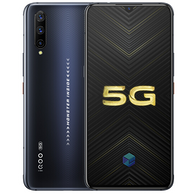 vivo iQOO Pro 智能手機 5G版 8GB+128GB 競速黑