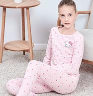 120-160cm,Hello Kitty 兒童內衣套裝