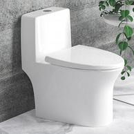 歷史低價、雙11預售: Hegii 恒潔衛浴 HC0171PT0E 虹吸式連體馬桶