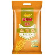 金龍魚 臻選絲苗米 5kgx8件+家樂氏水果麥片420g