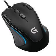 限今日,9键可编程:罗技 有线游戏鼠标G300S