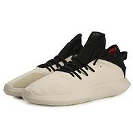 adidas阿迪达斯 Crazy 1 ADV 白黑皮革 中性鞋