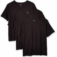 白菜價!Prime專享,限L碼:3件裝 HUGO BOSS/雨果·博斯 男式純棉T恤