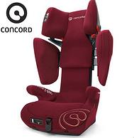 新低!isofix接口,Concord 康科德 Transformer X BAG 变形金刚 儿童汽车安全座椅 2色