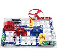 亚马逊销冠!埃伦克 STEM科学益智玩具 电路拼接探索套装Snap Circuits SC-100
