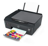 無線+微信打印:HP 惠普 打印一體機 Tank 518