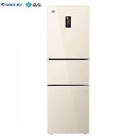 历史低价: KINGHOME 晶弘 BCD-230WETCL 230升 三门冰箱