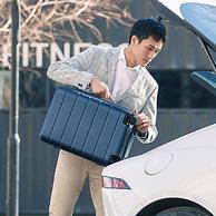 双11预售:小米 20英寸 男女 万向轮拉杆行李箱