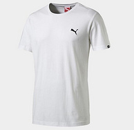 雙11預告,移動端:PUMA/彪馬 男士 圓領短袖T恤
