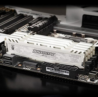 新低,镁光出品:Ballistix/铂胜 8GB DDR4 3200台式机内存条