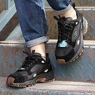 2層牛皮,多款,淺庫存:Skechers/斯凱奇 男士 復古厚底老爹鞋666058/B KW