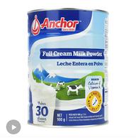 新低:新西兰 Anchor 安佳 全脂奶粉 900gx4罐