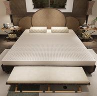 升级95%天然乳胶,泰国 妮泰雅 Nittaya 床垫 1.8x2mx5cm