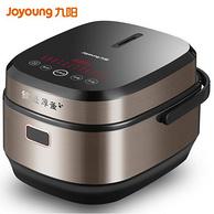历史低价: Joyoung 九阳 F-40FS606 铁釜电饭煲 4L