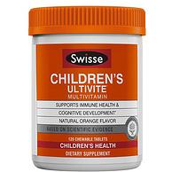 Prime会员专享:Swisse 儿童复合维生素咀嚼片 120片
