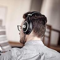 新低!Sennheiser森海塞爾 HD599 特別版 頭戴式線控耳機