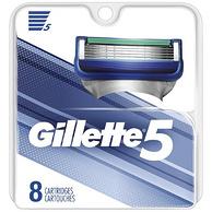 Gillette 吉列 锋隐5 剃须刀头 8个装x3件