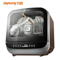 16点开抢、免安装::Joyoung 九阳 X5 台式全自动洗碗机