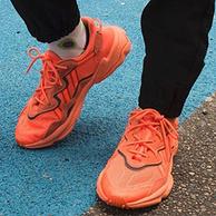 预售:王嘉尔同款,Adidas 阿迪达斯 Ozweego 男女老爹鞋