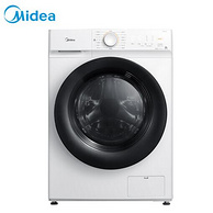 历史新低:Midea 美的 MD100V11D 10公斤洗烘一体 滚筒洗衣机