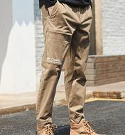 多色多款,骆驼 男士秋冬款 直筒工装长裤