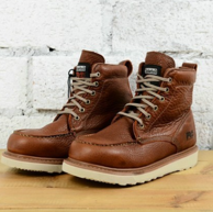 Timberland 天木兰 全粒面抗疲劳 6英寸工装靴